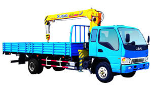 XCMG Truck Mounted Crane (Sq3.2sk1q/K2q) pictures & photos