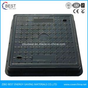 C250 En124 Square SGS SMC Resin Recessed Manhole Covers pictures & photos