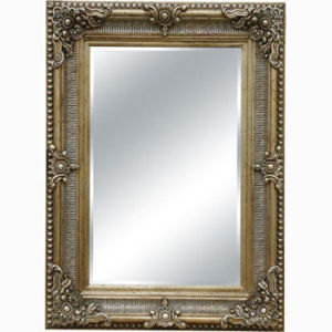 Bevelled Mirror with Frame (FM-0010)