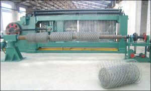 Gabion Mesh Machine/Hexagonal Wire Mesh Machine pictures & photos