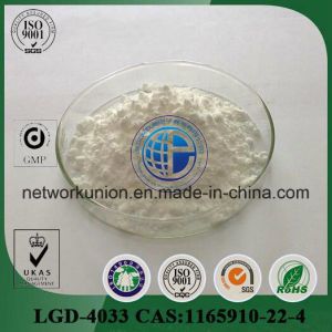 Lgd-4033 CAS: 1165910-22-4 GMP Muscle Building Powder Ligandrol (SARMs) pictures & photos