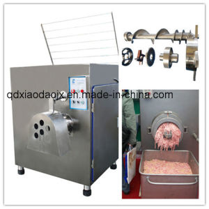 Automatic Electric Frozen Meat Grinder Machine pictures & photos
