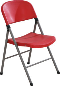Plastic Folding Chair (YCD-50) pictures & photos