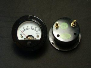 Panel Meter SO-52 100mv Voltmeter