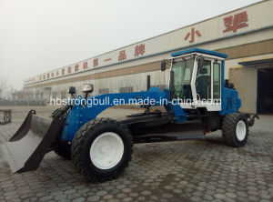 Mini Motor Grader Small Grader Xiaojiangniu 120HP Road Grader for Sale pictures & photos