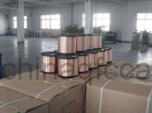 CCA-10a-0.12mm Wire pictures & photos