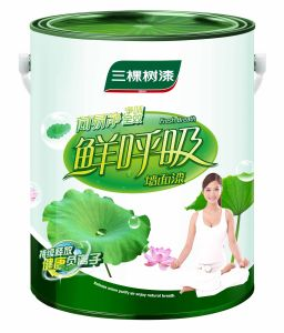 Tritree Easy Clean Wall Paint