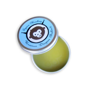 Round Tin Lip Balm (LBT01)