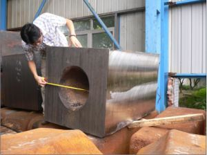 Forging Cylinder Body/Forged Cylinder Body pictures & photos