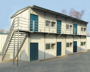 Two Storeies Modular Dormitory House