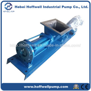 CE Approved G Single Screw Feeding Pump pictures & photos