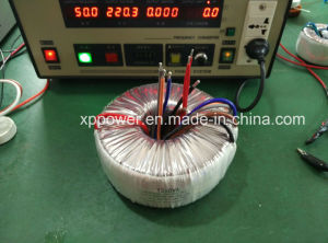 Customized Toroidal Power Transformer pictures & photos
