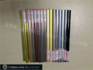 Aluminium Radius Tile Trim in Anodised Colors pictures & photos
