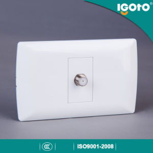 Igoto American Type TV Socket pictures & photos