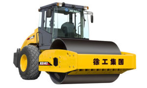 XCMG Xs142 Single Drum Vibratory Roller Compactor pictures & photos