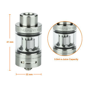 Newest Released Wotofo Serpent Sub 22 Tank pictures & photos