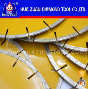 Circular Saw Blade for Cutting Marble Stone pictures & photos