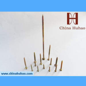 Screw/Standard Size and Quality Chipboard Screw pictures & photos