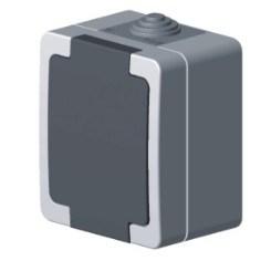 IP54 Socket, IP54 Schuko Socket, Waterproof Socket, Waterproof German Socket, Kema, TUV pictures & photos