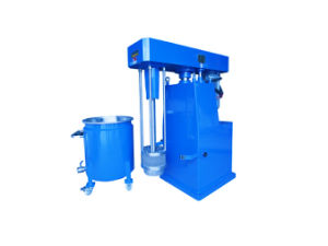 Basket Mill Grinder for Pigment Production Machine