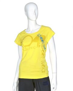 Women 100% Cotton Screen Printed T Shirt pictures & photos