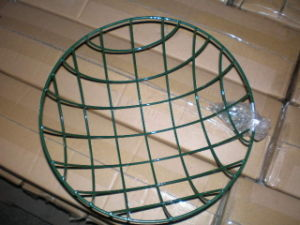 Home Gardening Wire Basket W/ Hanging pictures & photos