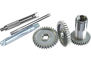 Non-Standard High Precision Machining Shafts and Gears pictures & photos