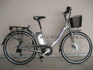 Alloy Electric Lithium Batery Bike with Ec Approved