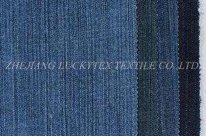 Cotton / Polyester / Spandex Denim (F07138NDB-MH)