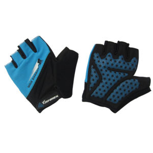 Half Finger Mitt Training Fitness Cycling Bike Sports Glove pictures & photos