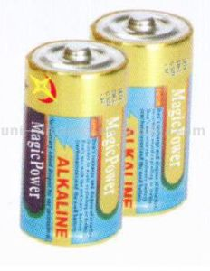 LR14 Alkaline Battery pictures & photos