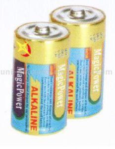 LR14 Alkaline Battery pictures & photos