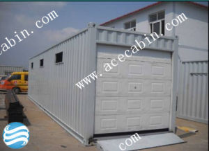 china 20ft portable container garage yh g 01 china. Black Bedroom Furniture Sets. Home Design Ideas