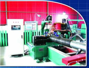 Spiral Fin Tube Welding Machine pictures & photos