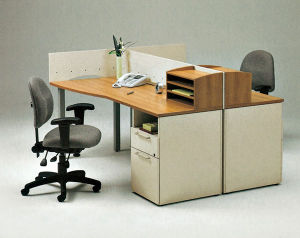 Office Furniture Office Staff Desk (OD-75) pictures & photos