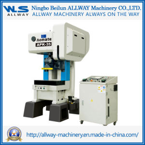 High Efficiency Energy Saving Press Machine/Punch Machine (APK-35) pictures & photos