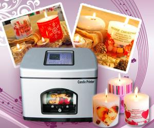 Candle Printer (Un-So-Mn102) pictures & photos