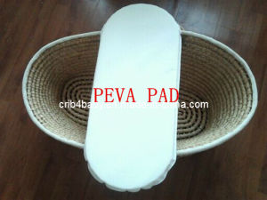 PEVA Moses Basket Pad/Basket Mat