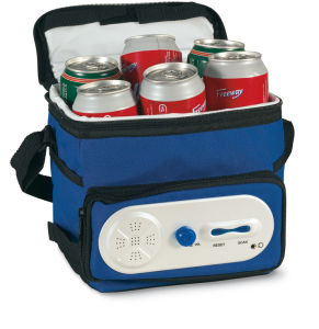 Cooler Bag with Radio pictures & photos