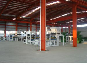 Concrete Standard Brick Making Machine (BT-QT4-15)