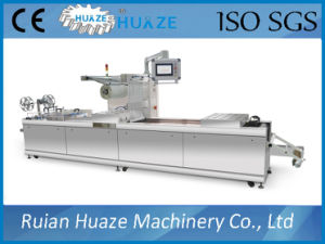 Sausage Food Automatic Thermoforming Vacuum Skin Packaging Machine pictures & photos