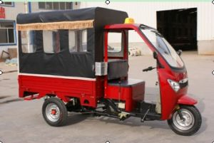 Diesel Tricycle-4