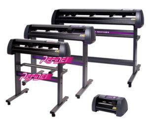 "48"" Refine Brand Cutting Plotter/Vinyl Cutter with Aluminum Main Roller pictures & photos"