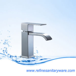 Modern Style Basin Mixer Tap Mixer Faucet (R8823-2AM) pictures & photos