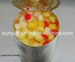 Canned Fruit Cocktail with High Quality pictures & photos