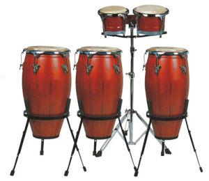Conga Bongo Drum Set (CBD-1012T) pictures & photos