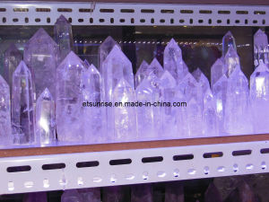 Semi Precious Stone Points, Gemstone Gifts, , Massage Wands <Esb01633> pictures & photos