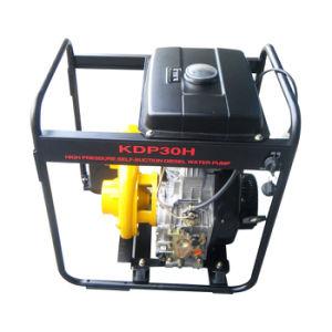 3 Inch High Pressure Diesel Water Pump pictures & photos