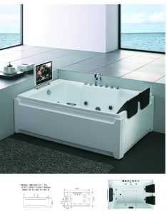 Bubble Bathtub Rmt003