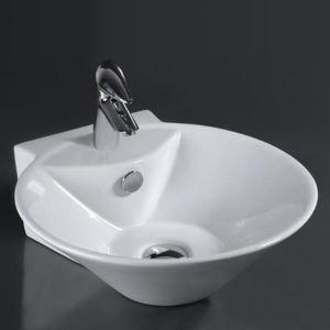 Sanitary Ware Ceramics Wash Basin (6044) pictures & photos